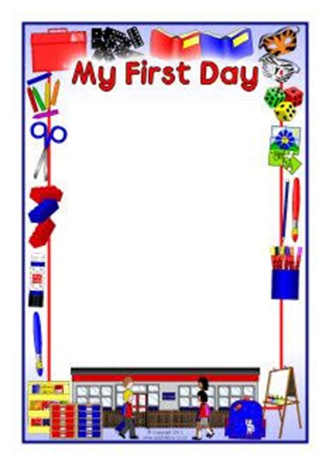 Essay on My First Day at School for kids
