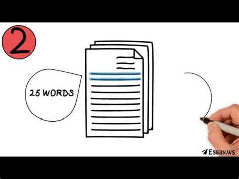 How to write a one page essay in apa format
